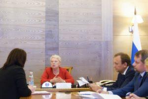 Министр образования и науки России провела личный прием граждан