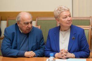 Глава Минобрнауки России приняла делегацию Международного комитета исторических наук