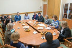 В Минобрнауки России обсудили перспективы развития СПО