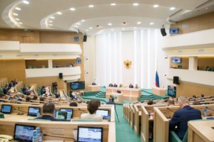 Глава Минобрнауки России выступила на «Правительственном часе» в Совете Федерации