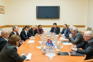 Кубинская делегация посетила Минобрнауки России