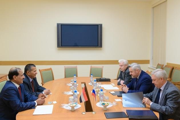 В Минобрнауки России обсудили вопросы российско-йеменского научно-образовательного сотрудничества