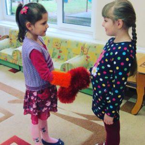 Варежка-мерилка статья старшего воспитателя в Газете педагогов