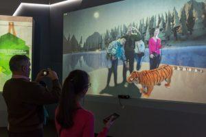 Основные тренды развития образования и науки представлены на выставке «Россия, устремлённая в будущее»