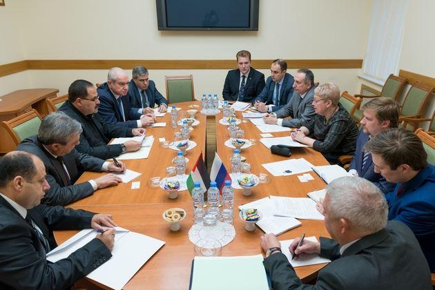 Министры обсудили направления сотрудничества России и Палестины в области образования