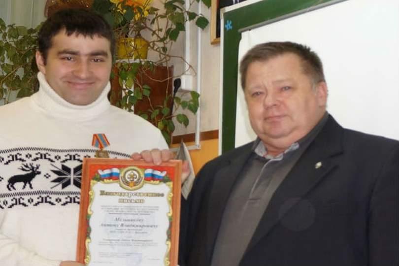 Антон Мельников