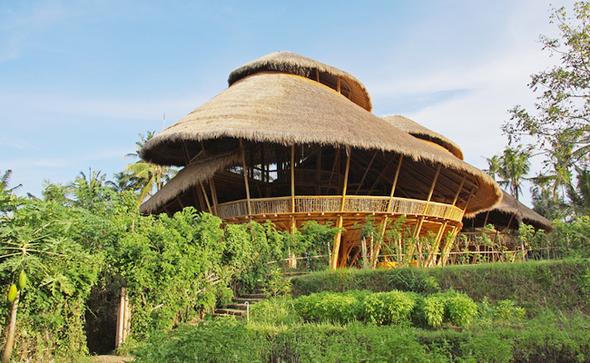 Green School, Бали, Индонезия