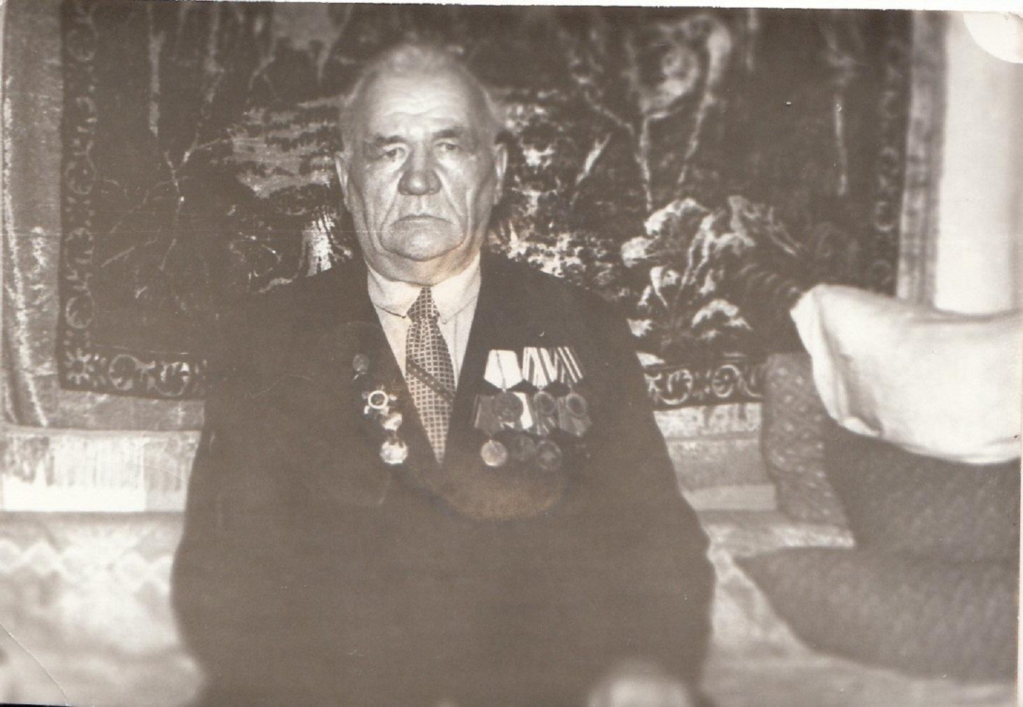 Минаильченко Николай Семенович