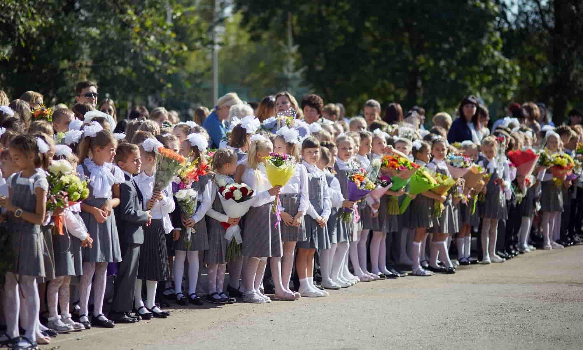 Регионам хотят дать право переносить старт учебного года на 1 октября