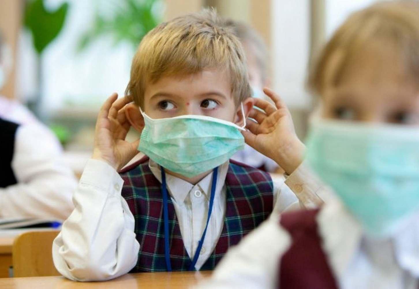 Минпросвещения: в российских школах нет массовых вспышек коронавируса