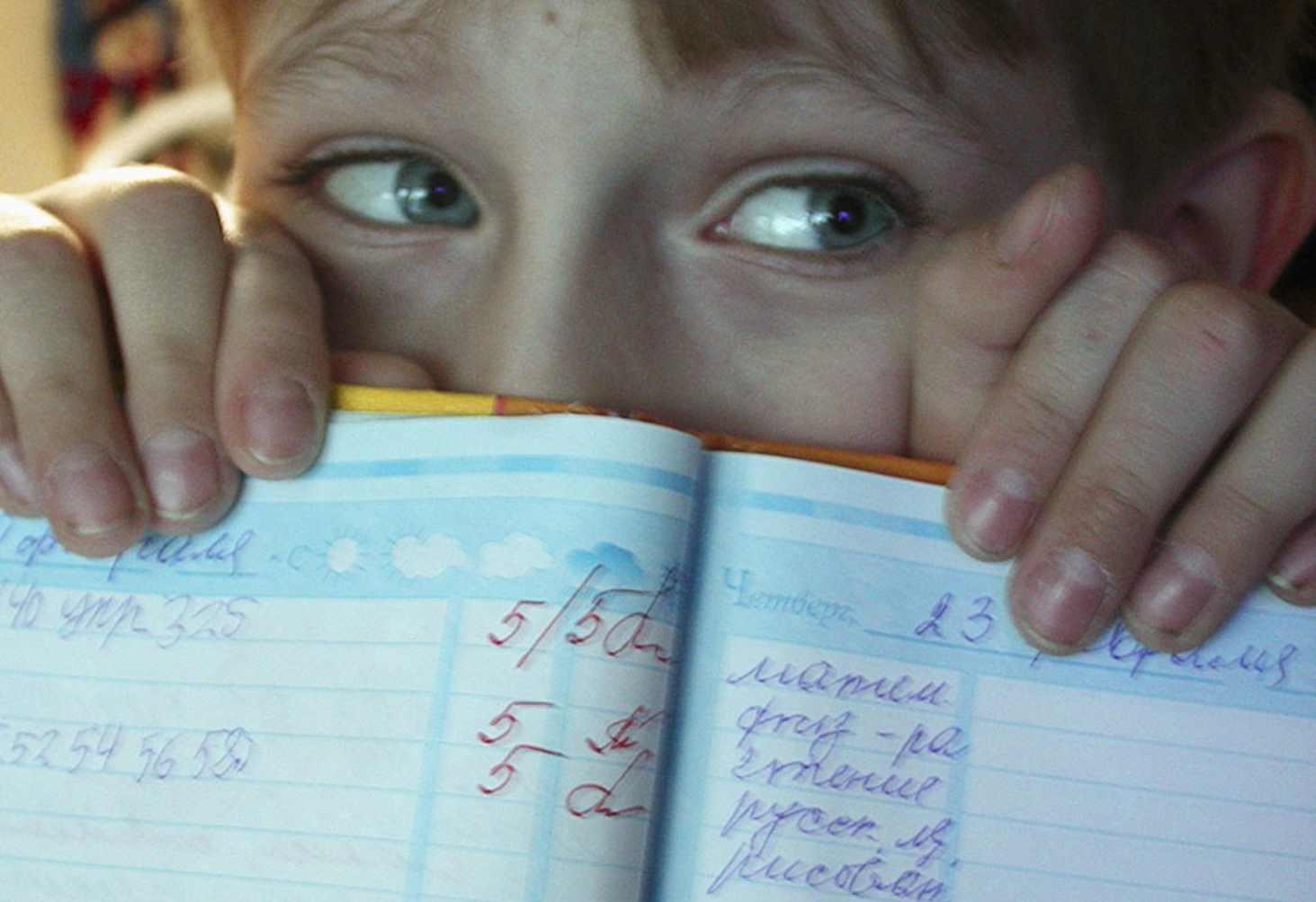В российских школах пробуют новые системы оценивания учащихся